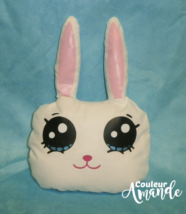 Coussin lapin